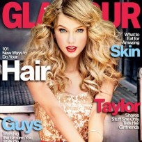 Taylor Swift Glamour Cover