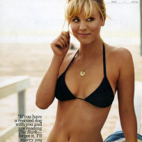 Kaley Cuoco Bikini Photo