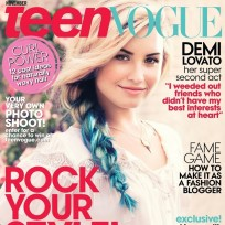 Demi Lovato Teen Vogue Cover