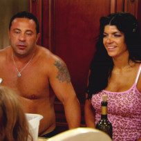 Joe and Teresa Giudice Photo