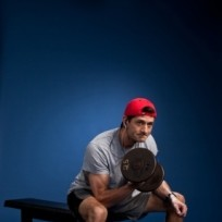 Paul Ryan Weight Lifting