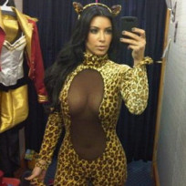 What should Kim Kardashian dress as for Halloween?