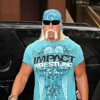 Hulk Hogan in NYC