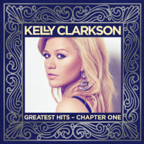 Kelly Clarkson CD Art