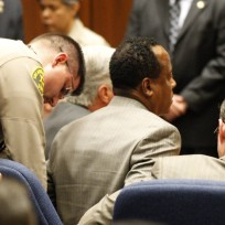 A conrad murray photo