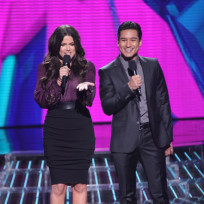 Grade Khloe Kardashian as X Factor host.