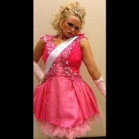Miranda Lambert as Honey Boo Boo