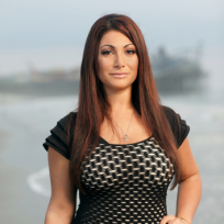 Deena Cortese on Jersey Shore