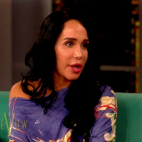 Nadya Suleman on The View