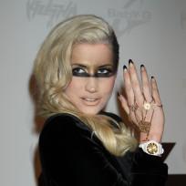 Ke$ha and Her Watch
