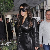 What do you think of Kim Kardashian's giant sunglasses?