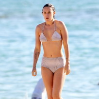 Rumer Willis Bikini Photo
