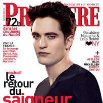 Robert Pattinson Premiere Cover