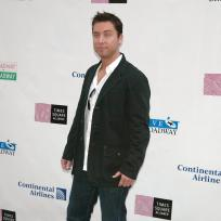 Lance Bass Red Carpet Photo