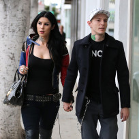 Kat von d and deadmau5 picture