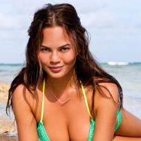 Chrissy Teigen in Sports Illustrated