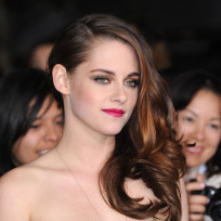 Kristen Stewart at Breaking Dawn Part 2 Premiere