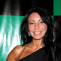 Danielle Staub Red Carpet Pose