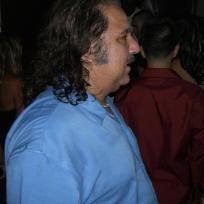 Ron Jeremy Side View