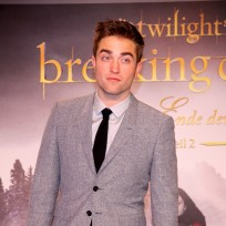 Robert Pattinson in Berlin, Germany