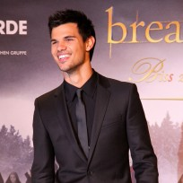 Taylor Lautner in Berlin, Germany