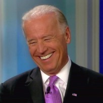 Joe Biden Smile