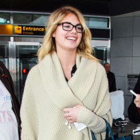 Kate Upton With No Makeup
