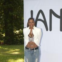 Janet Jackson Midrift