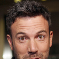 Ben Affleck Close-Up