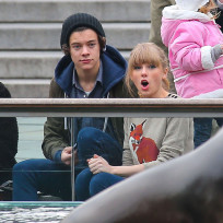 Taylor and Harry in NYC