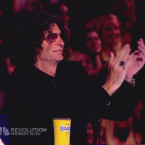 Howard stern as americas got talent judge