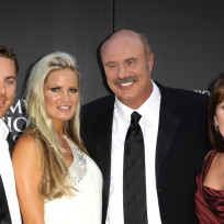 Dr phil family photo