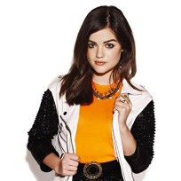 Lucy Hale for Nylon Magazine