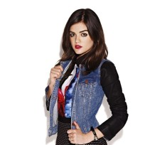 Lucy Hale Magazine Photo
