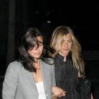 Aniston and cox photo