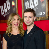 Justin Timberlake Cameron Diaz Photo