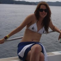 Kristen Stewart Bikini Picture