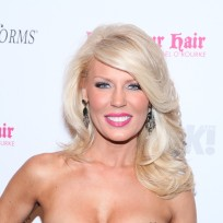 Gretchen Rossi Red Carpet Pose