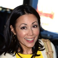 Ann Curry Smiles