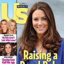 Kate Middleton Us Cover