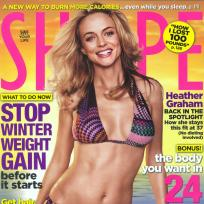 Heather Graham Bikini Photo