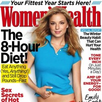 Emily VanCamp Women's Health Cover