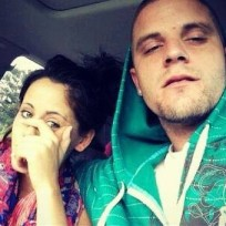 Jenelle and Courtland