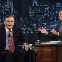 Fred Willard and Jimmy Fallon