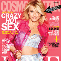 Julianne Hough Cosmo Cover