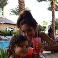 Farrah Abraham and Daughter