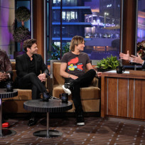American Idol Team on Tonight Show