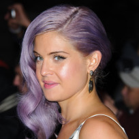Kelly Osbourne, Purple Hair