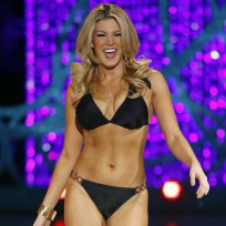 Mallory Hagan Bikini Photo