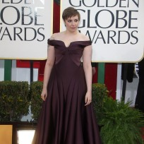 Lena-dunham-at-the-golden-globes